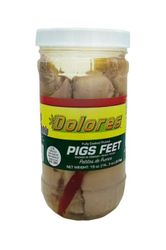 Dolores Pigs Feet Cooked Pickled