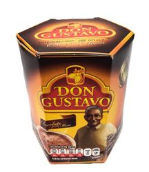 Don Gustavo Mexican Chocolate 6 Tablets