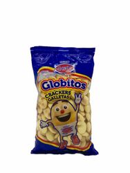 Donde Globitos Crackers Mayan Baked Snacks (Pack of 3)