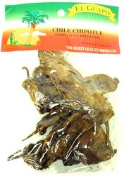 Dried Chile Chipotle Chili Pods