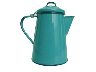 Enamel Coffee Pot - Cafetera Peltre by Cinsa
