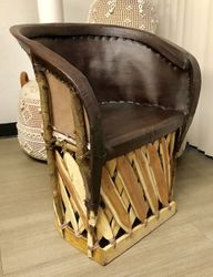 Equipal Chair - Mexican Leather Equipale Chair La Mexicana