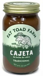 Fat Toad Farm Traditional Goat Milk - Cajeta de Leche de Cabra