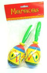 Fiesta Maracas Party Favor
