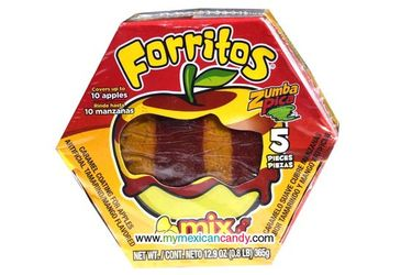 Forritos Mix Tamarind / Mango Flavored by Zumba Pica