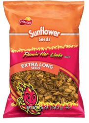 Frito-Lay Flamin Hot Limon Sunflower Seeds 3 3/4 oz