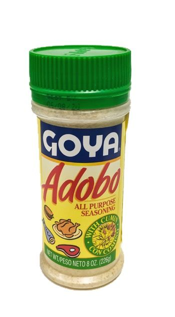Goya All Purpose Seasoning Mix Wit Cumin 8 Oz