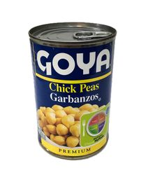 Goya Garbanzos Chick Peas Premium - 3 Pack