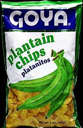 Goya Plaintain Chips (Pack of 3)