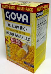 Goya Yellow Rice Spanish Style - Arroz Amarillo