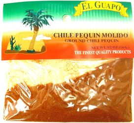 Ground Chili Pequin - Chile Piquin Molido