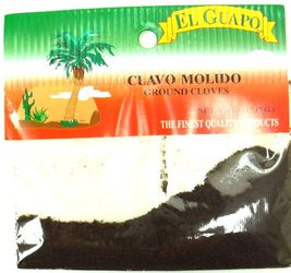 Ground Cloves - Clavo Molido