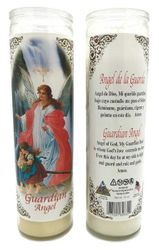 Guardian Angel Candle (Pack of 6)