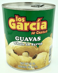 Guavas Whole Los Garcia de Calvillo - Guayabas Enteras
