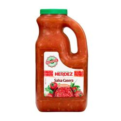 Herdez Salsa Casera Medium Large