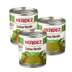 Herdez Salsa Verde -  (Pack of 3)