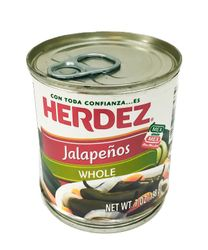Herdez Whole Jalapenos (Pack of 3)