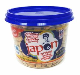 Japon  Japanese Peanuts King Size