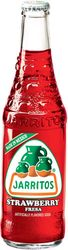 Jarritos Strawberry Soft Drink Fresa (Pack of 6)