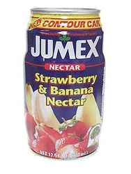 Jumex Strawberry - Banana Nectar (Pack of 6)