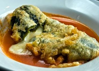 How to Make Chiles Rellenos Recipe and Video at MexGrocer.com