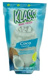 KLASS Coco - Coconut Drink Mix-Makes 8.6 Liters