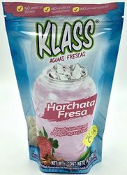 KLASS Horchata FRESA Drink Mix-Makes 8.6 Liters