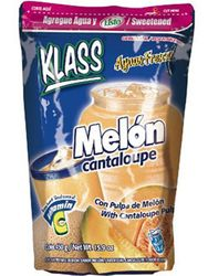 KLASS Cantaloupe (Melon) Drink Mix-Makes 8.6 Liters