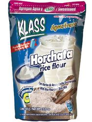 KLASS Horchata Drink Mix-Makes 8.6 Liters