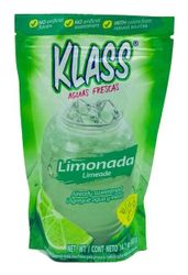 Limonada KLASS Lemonade Drink Mix-Makes 8.6 Liters