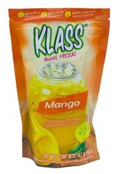 KLASS Mango Drink Mix-Makes 8.6 Liters