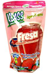 KLASS Strawberry Drink Mix-Makes 8.6 Liters