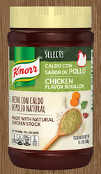 Knorr Chicken Bouillon No MSG