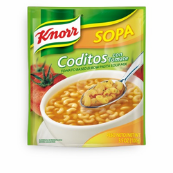 Knorr Pasta Elbows Soup (Pack of 3)