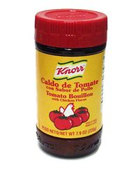 Knorr Tomato/Chicken Flavored Boullion
