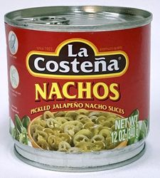 La Costena Jalapeno Nacho Slices