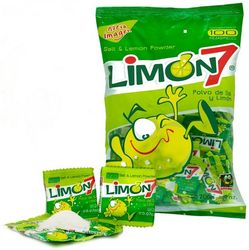 Limon 7 - Polvo de Sal y Limon - Salt & Lemon  powder - 7 oz