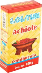 Lol Tun Achiote Condiment