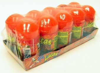Lucas Baby sabor Chamoy