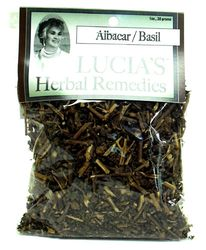Lucia's Herbal Remedies Albacar / Basil
