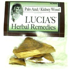 Lucia's Herbal Remedies Palo Azul / Kidney Wood (Pack of 3)