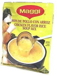 Maggi Chicken/Rice Soup (Pack of 3)