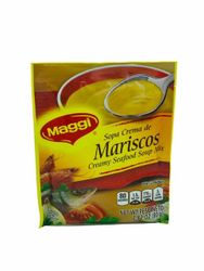 Maggi Creamy Seafood Soup Mix (Pack of 6)