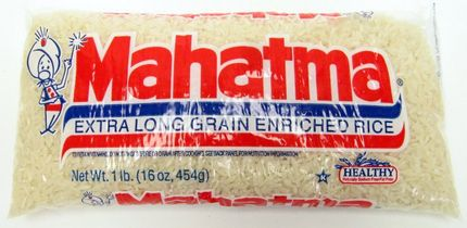 Mahatma Long Grain Rice Poly