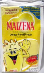 Maizena Vanilla Mix - Atole Fortificado (Pack of 6)
