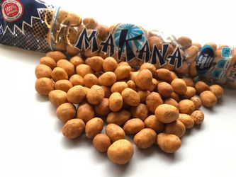 Japanese Peanuts Dry Roasted 3.88 oz by Makana