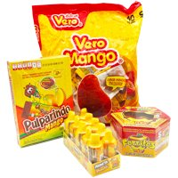 Mango Candy from Mexico
