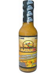 Mayanik Orange Habanero Hot Sauce