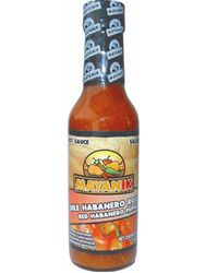 Mayanik Red Habanero Pepper Sauce