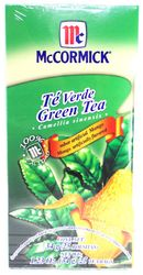 McCormick Green Tea and Mango (1.23 Oz.)